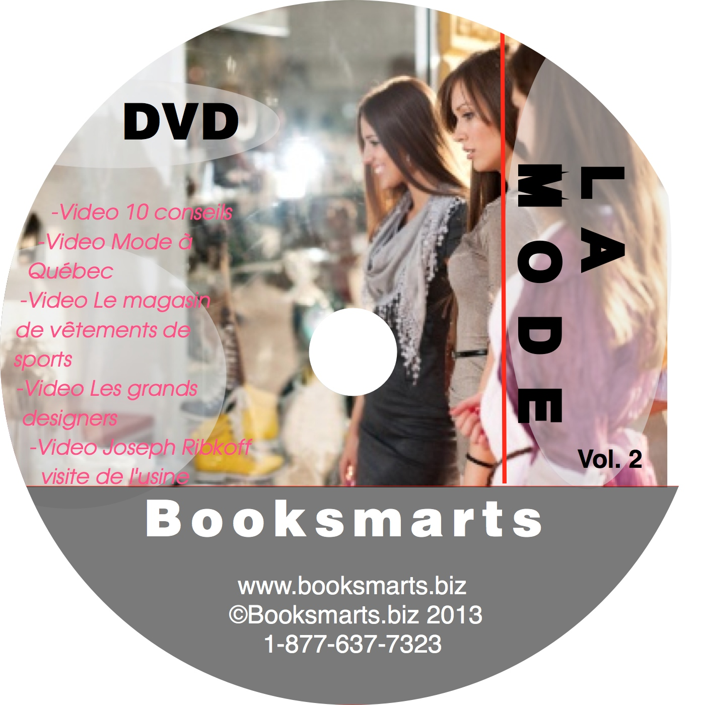 La Mode new DVD!