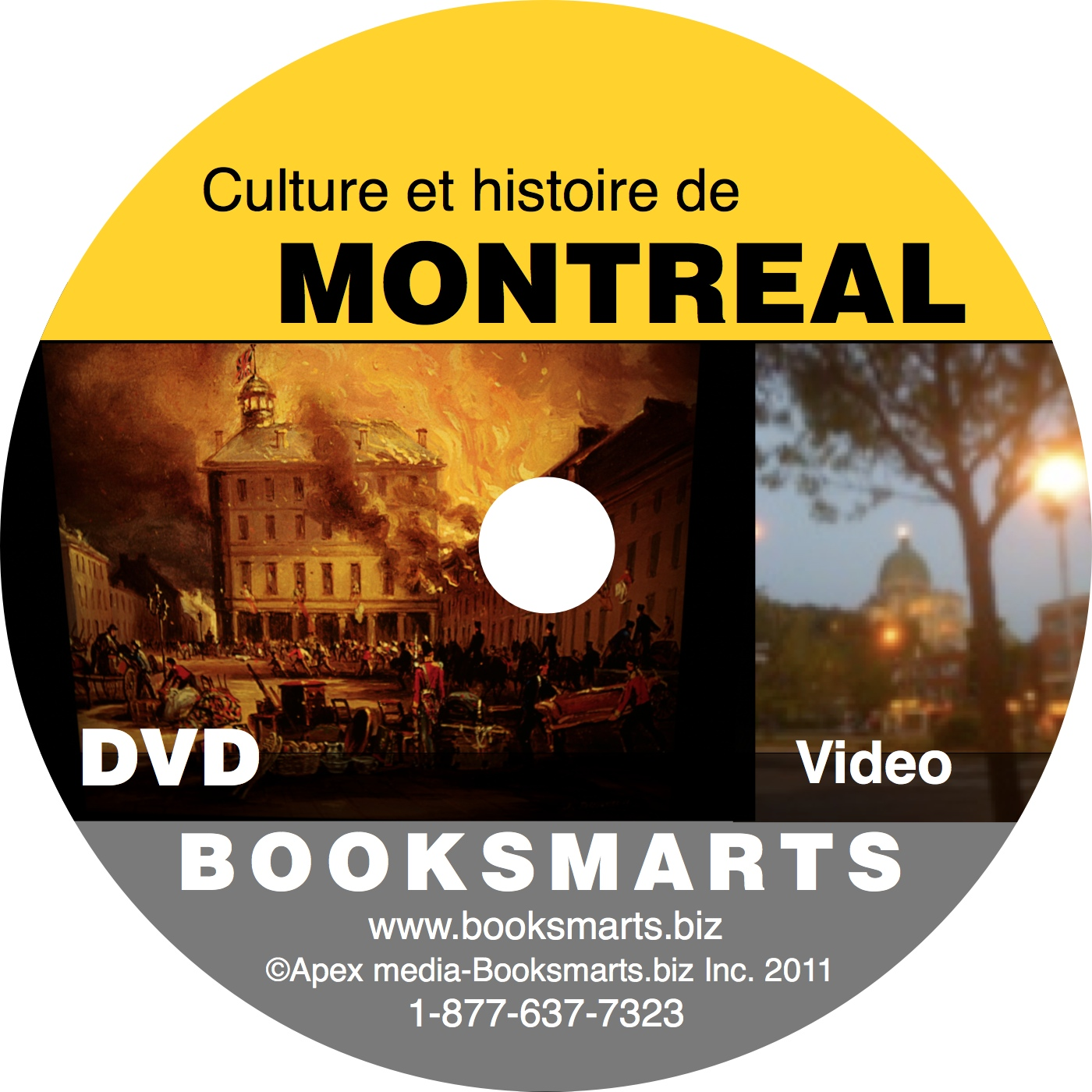 DVD MONTREAL