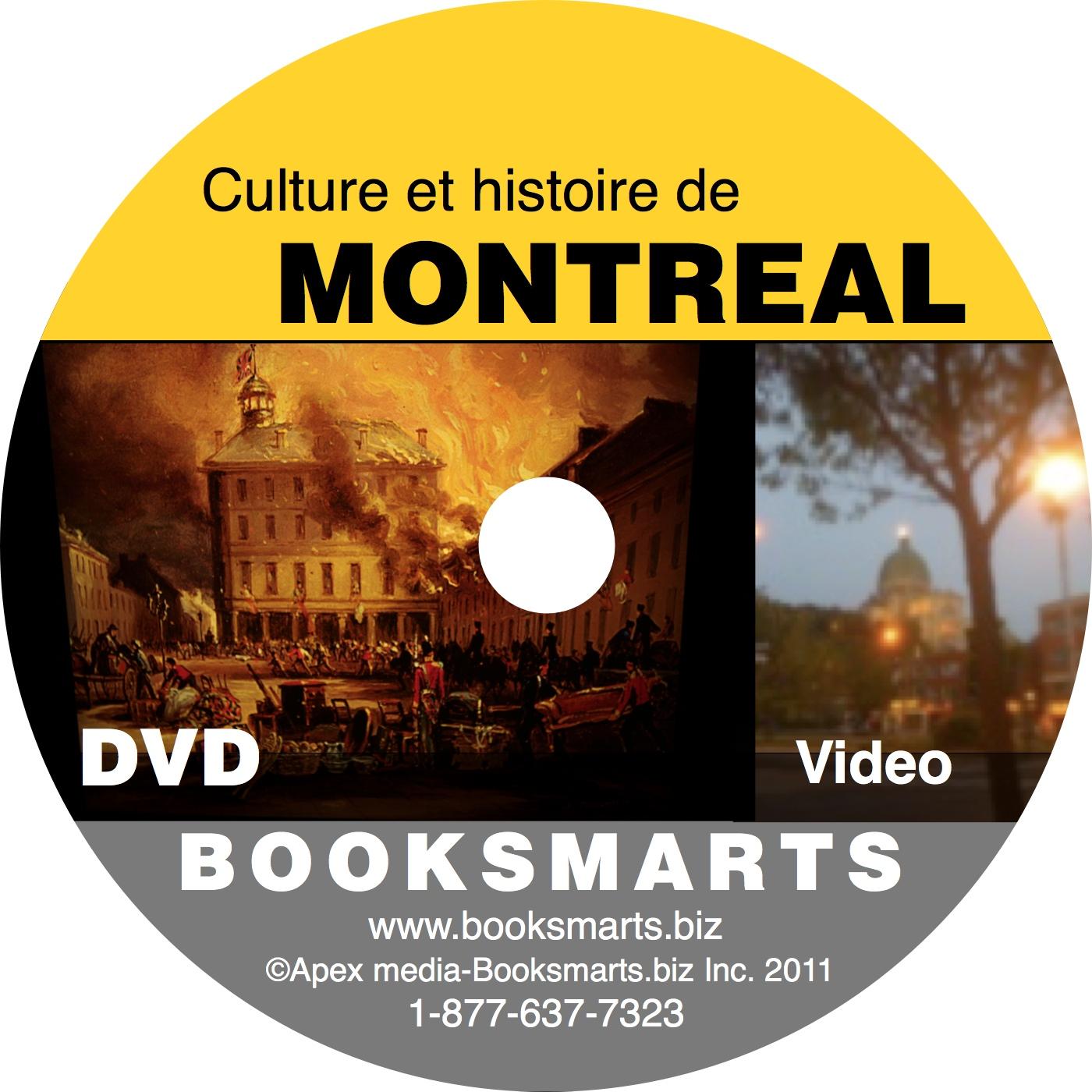 DVD MONTREAL