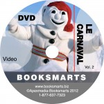 Le CARNAVAL DVD LABEL