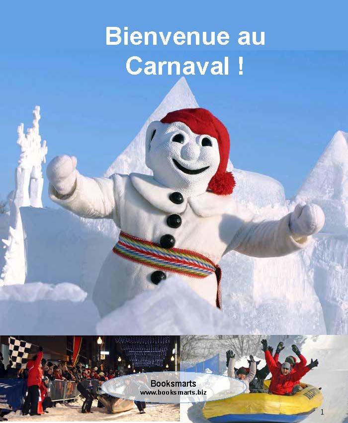 Book Le Carnaval !