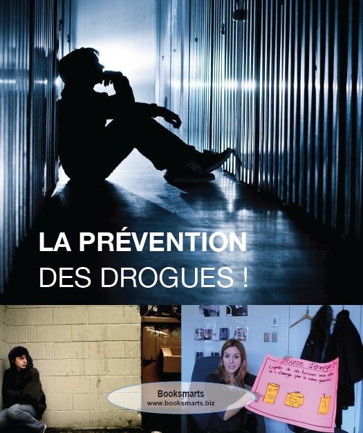 Book Prévention des drogues Booksmarts