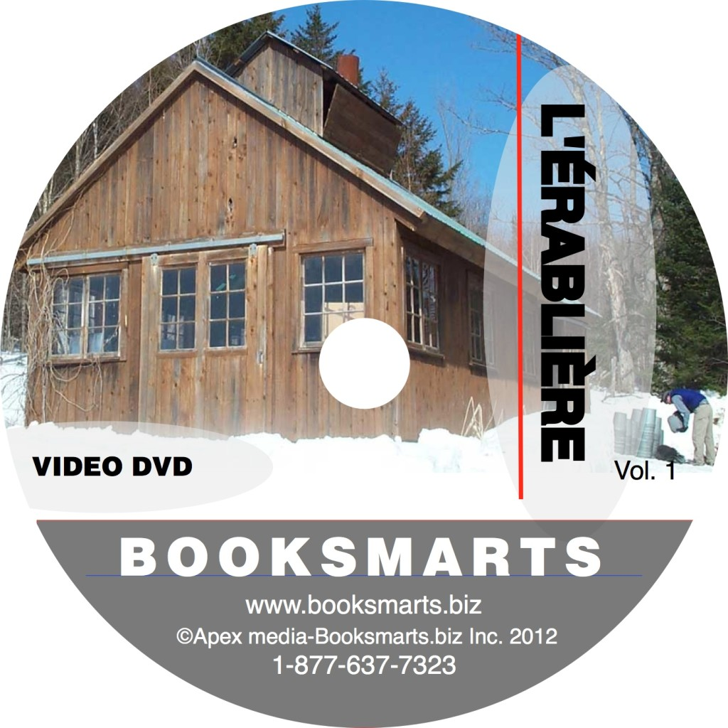 DVD Erablière