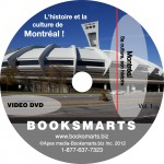 MONTREAL HISTOIRE DVD LABEL