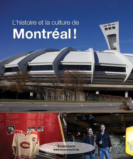 Book Histoire de Montréal