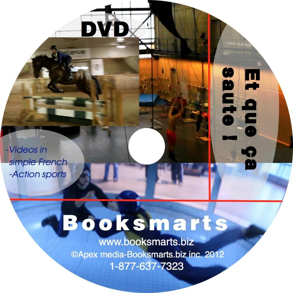 DVD Et que ça saute ! (sports)